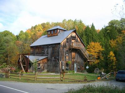 2009 Vermont Trip