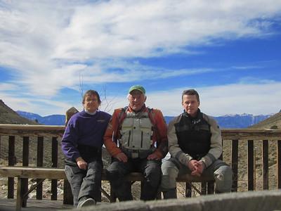 The 3 amigos.