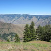 The view into Hells Canyon is pretty nice.  Well worth the side trip.