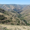 One of my all time favorite roads.  WA129 descends into Rattlesnake Canyon  down to the Grande Ronde River.