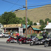 Day two turned into a long one as we high-tailed it into Idaho and made our way to Riggins for the night.  The next morning we had an excellent breakfast at the Cattlemen's Cafe.  Highly recommended for breakfast.
