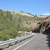 Hwy 142 is a fine motorcycle road twisting and turning as it descends into Klickitat Canyon.