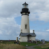 Yaquina Head Lighthouse has a fine museum attached.