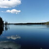 Ideal Lake seems aptly named.