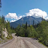 Whiteswan FSR is more of an unpaved highway.  It does wind up through some beautiful scenery into the mountains.