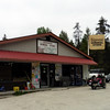 The Edgewood General Store provided sustenance and could likely provide just about anything else you would want.