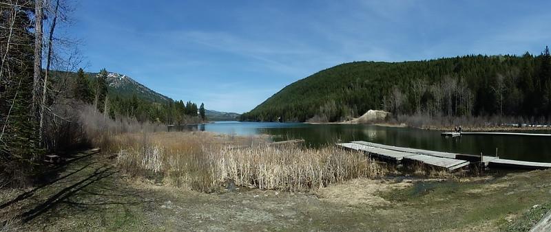 Jewel Lake Panorama.