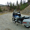 Green Lake Road near Okanagan Falls.