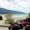 May 8th, I rode out Hwy 6 ending at the boat launch in Edgewood on Arrow Lake.
