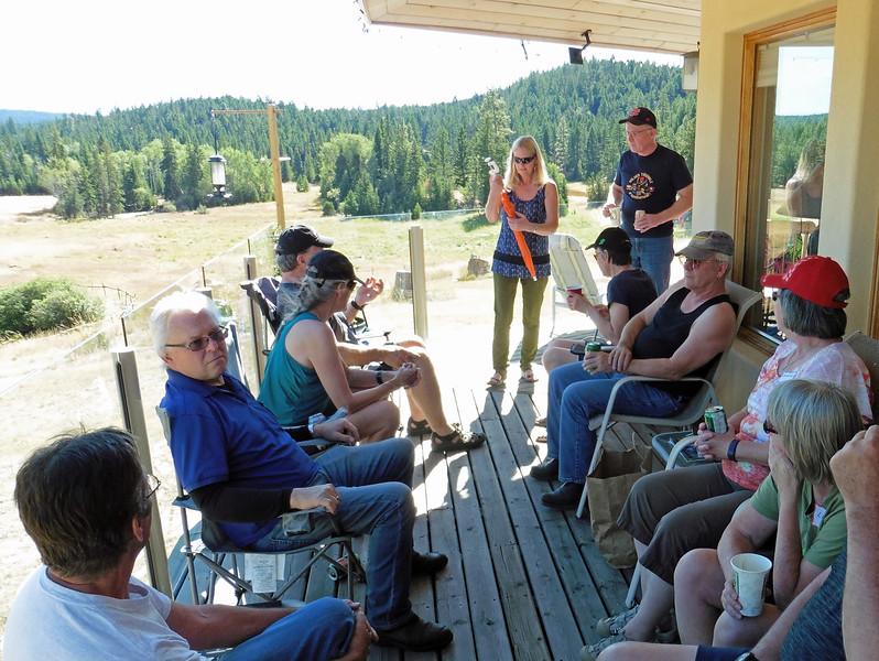 CW - Marshal, Don, Diane, John, Heather, David, Siggi, Doug, Shirley and Lisa.