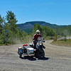 Brian and his R1200GS sidecar rig.