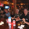 The Kamloops crowd.  L-R: James, Ted, Jim and Ron.