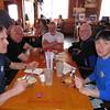 CW from left:  Hans, Bill, Lloyd, Bernie and Siggi.