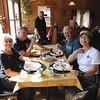 CW   Eileen, Gord, Terry & Estelle.