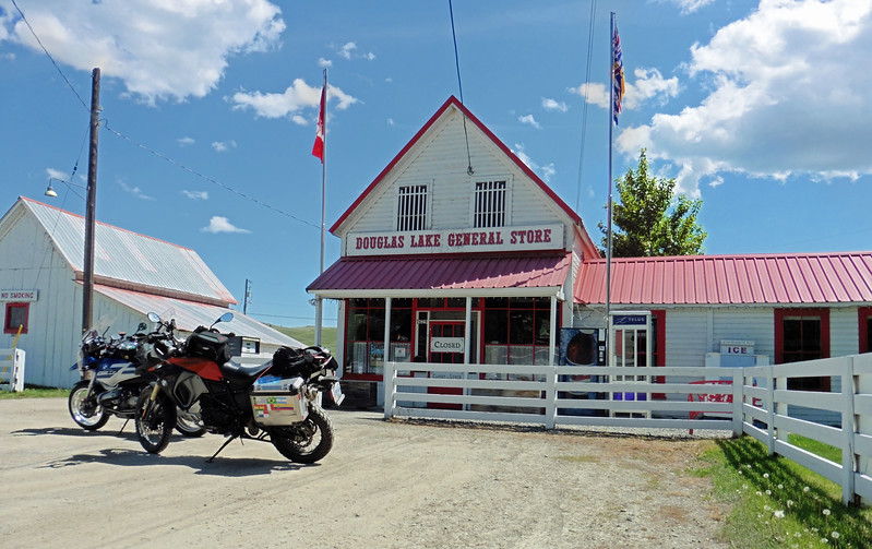 Unfortunately the General Store was closed today.