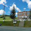The Molson School was built in 1914 and served as a 12 grade school until 1969.  It now contains a Museum for the area.