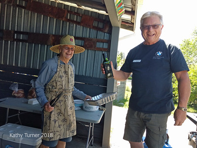 July 14, 2018 VBMWR Summer Barbecue
