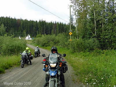 July 24-28, 2018 - Gumby Drags the Old Farts Back to The Cariboo