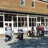 The Valley BMW Riders annual Hedley Breakfast Ride.  This will be our last visit to The Hitching Post Restaurant before the new owners take over.  Brenda and Wilson have been our hosts for over 12 years.  Hopefully we can retain the great relationship with the new owners.