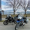 March 16th, first ride of 2018.  Rode with Terry down to Okanagan Falls.
