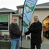 Terry Wetmore donated two of these great banners to the club.  They will get a lot of use at our events.  Thanks Terry.
