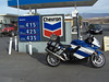 Well, it used to seem like a high price!.  This was the only gas available that weekend and I had been on fumes for about 15 miles!