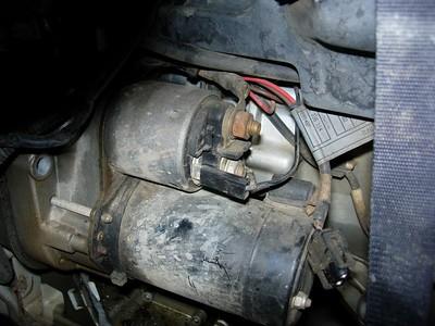 GS engine seals . . . clutch?