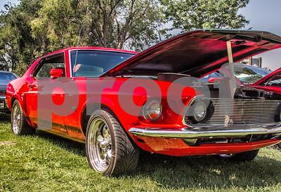 Joe Mama's Car Show