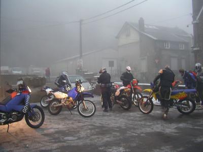 Enduro de Condroz 04febr2006