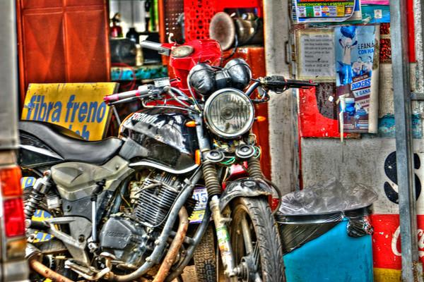 motorcycle fancy