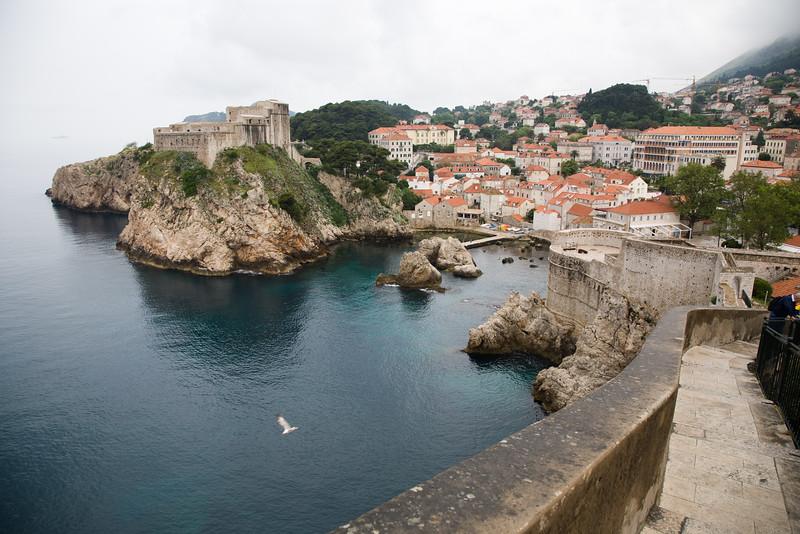 Dubrovnik harbor