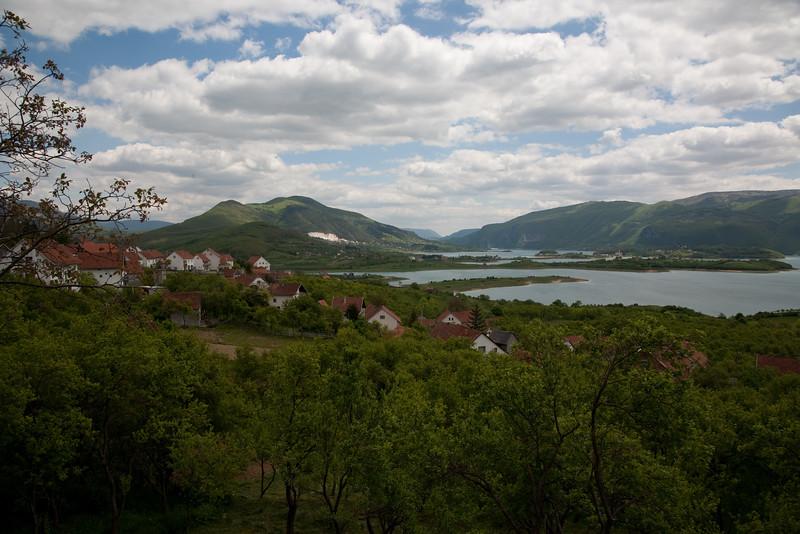 Bosnian countryside