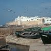 Essouira on the Mediterranean coast