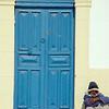door in Essouira