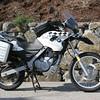 Bill's BMW 650 Dakar