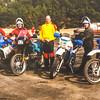 Bill, Ty, Brad, Jay, Gary at Sand Lake