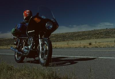 Colorado and Wyoming - September 1978