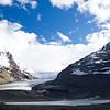 Alberta - Jasper National Park - Icefield Parkway - Columbia Icefield