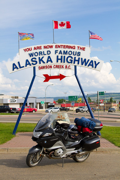 Dawson Creek, British Columbia