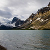Alberta - Banff National Park - Icefield Parkway - Num-Ti-Jah Lodge