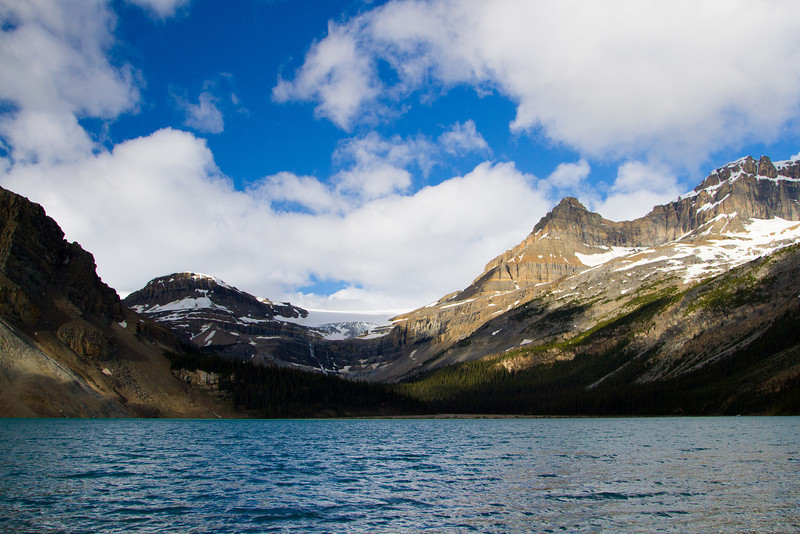 Alberta - Banff National Park - Icefield Parkway - Num-Ti-Jah Lodge