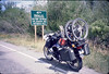 Crossing the 45th Parallel in Idaho - CO2AK01