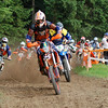 Holeshot an Daniel Stocker