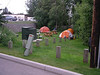 Camping for motorcyclists provided by House of Harley in Anchorage, Alaska - CO2AK08