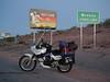 Into Nevada on I-15