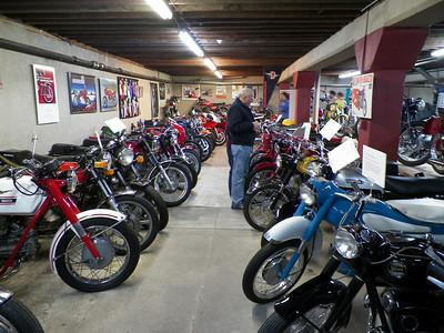 Vintage Motorcycle Museum 13
