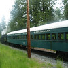 Mt. Rainier Scenic Railroad.