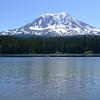 Takhlakh Lake and Mt. Adams