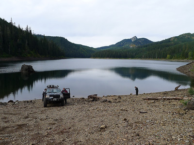 Lost Lake  Oct 8, 2011