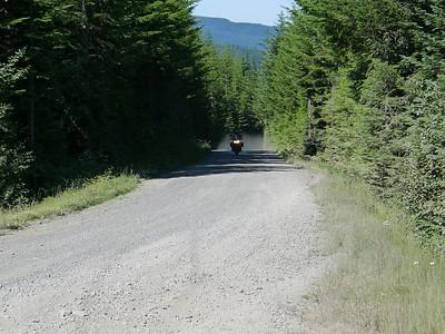 Timberwolf Mountain Aug 13, 2011